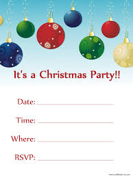 christmas party invitation template free printable christmas invitations templates endo re enhance
