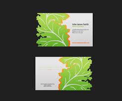 159 bold modern landscape business card designs for a landscape