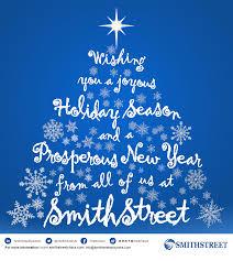 season s greetings from smithstreet