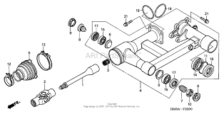 help recon axle bearing stuck in swing arm page 2 honda atv forum