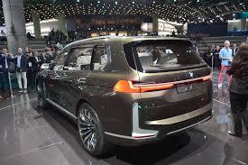 bmw minivan iaa frankfurt 2017 bmw concept x7 iperformance gtspirit