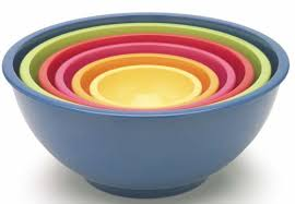 zak design zak designs 6 nesting bowl set co uk kitchen home