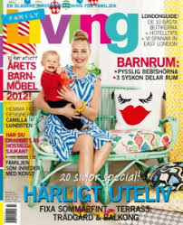 Camillas  Stefans home  in the May issue of Family Living