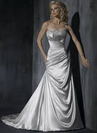 silver wedding dress silver wedding dresses silver wedding dress a line silhouette