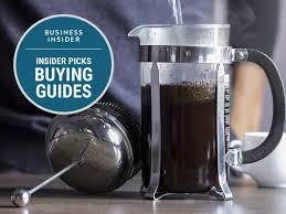 10 Best Coffee Grinders For Every Budget Updated For 2018 Gear The Best French Press You Can Buy Business Insider