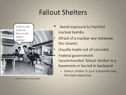 Backyard Bomb Shelter Fallout Shelters In The 1950 U0027s Ppt Video Online Download