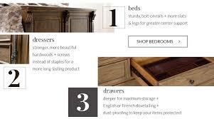 Havertys Bedroom Furniture Sets Why Havertys Craftsmanship