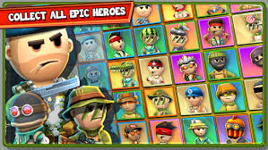 in arms apk data the troopers minions in arms 1 2 2 mod apk data apk xy
