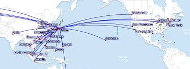 map us japan american airlines japan airlines economy award sale to asia
