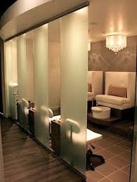 small nail salon interior designs google search misc