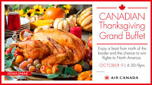 tokyo american club canadian thanksgiving dinner canadian