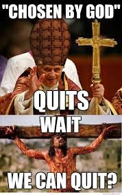 Anti Christian Memes - ok so i might not be a catholic and i am pretty sure this is some