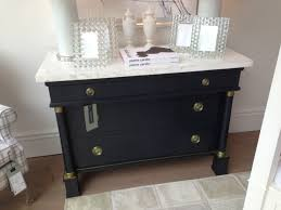 bedroom nightstand marble and gold nightstand wood and metal