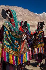 ladakh clothing perak ladakh india kashmir india traditional clothes and