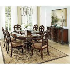 Oval Dining Tables And Chairs Deryn Park Oval Dining Room Set Formal Dining Sets Dining Room