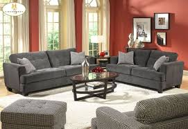 contemporary leather furniture living room enjoyable gray couch