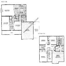 Poplar Forest Floor Plan Forest Cove Subdivision In Green Oaks Illinois Homes For Sale