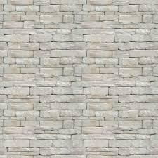 apartment fresh interior stone accent wall design beautiful
