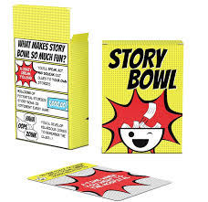 amazon com story bowl the party game for groups adults teens