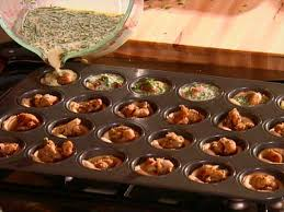 mini quiche with thanksgiving recipe aaron mccargo jr food