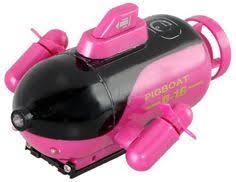 Bathtub Submarine Toy Rc Mini Submarine Remote Control Submarine Toy Fully Operational