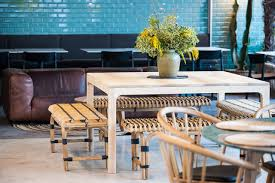 kanes dining room sets urban jungle on a plate at kane world food studio restaurant in