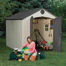 Rubbermaid Shed 7x7 Big Max by Top 10 Best Garden Sheds