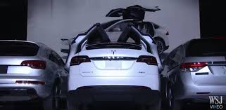 will the tesla model x save the company gas 2