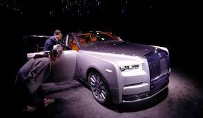 roll royce orange phantom viii is rolls royce u0027s largest and grandest car yet style