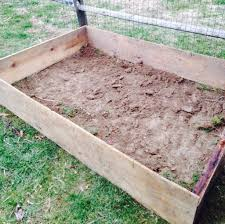 Building A Raised Vegetable Garden by Easy Steps To Building A Raised Garden Bed The Mom Of The Year