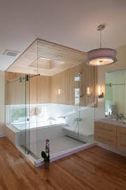 shower bath combo ideas most popular home design bathroom drum pendant lighting design ideas with glass shower