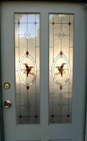 Exterior Doors With Glass Panels by Doors Glass Stained Glass Panels Light Colour Color Door Glass