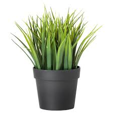 artificial plants fejka artificial potted plant grass 10 5 cm ikea