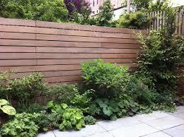 Modern Fence by Horizontal Fence Fancy Pants Love It Outside Pinterest