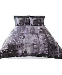 New York City Duvet Cover New York City Skyline Bedding Set On The Hunt