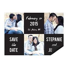 Save The Date Photo Magnets Save The Date Magnets Custom Designs From Pear Tree