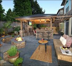 Outdoor Patio Designs On A Budget Outdoor Patio Ideas Budget Bbq Blinds Outdoors Fabulous Calladoc Us