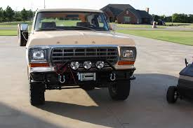 bronco trophy truck 79 bronco chase build race dezert
