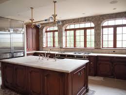 cherry kitchen islands appliances casement window design with luxurious golden stell