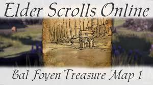 bal foyen treasure map bal foyen treasure map 1 elder scrolls eso
