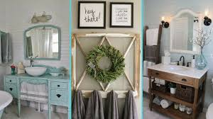 shabby chic bathroom decorating ideas diy shabby chic style bathroom decor u0026 organization ideas