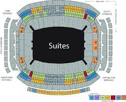 Stadium Floor Plan by Box Office Nrg Park