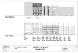 landmarks welcomes revised mega mansion proposal for 11 15 east