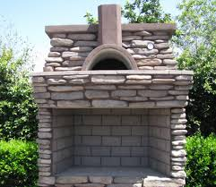 decorating natural isokern fireplaces for outdoor patio decor idea