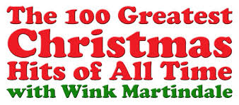 the 100 greatest christmas hits of all time radio express