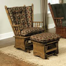 Rocking Chair Seat Replacement Furniture Fancy Glider Rocker Replacement Cushions For Your