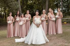 convertible bridesmaid dresses gold infinity convertible multi way dress dusty mauve