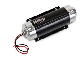 holley 12 890 100 gph hp in line fuel pump