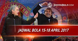 jadwal siaran langsung bola 30 september 2 oktober 2017 big match