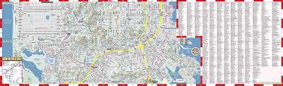 Muni San Francisco Map by Maps Update 21051488 Sf Tourist Attractions Map U2013 San Francisco